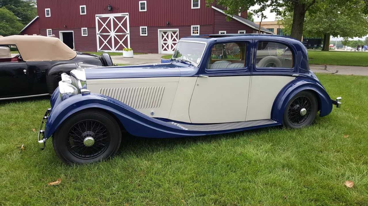 The Experience - '35 Bentley.jpeg