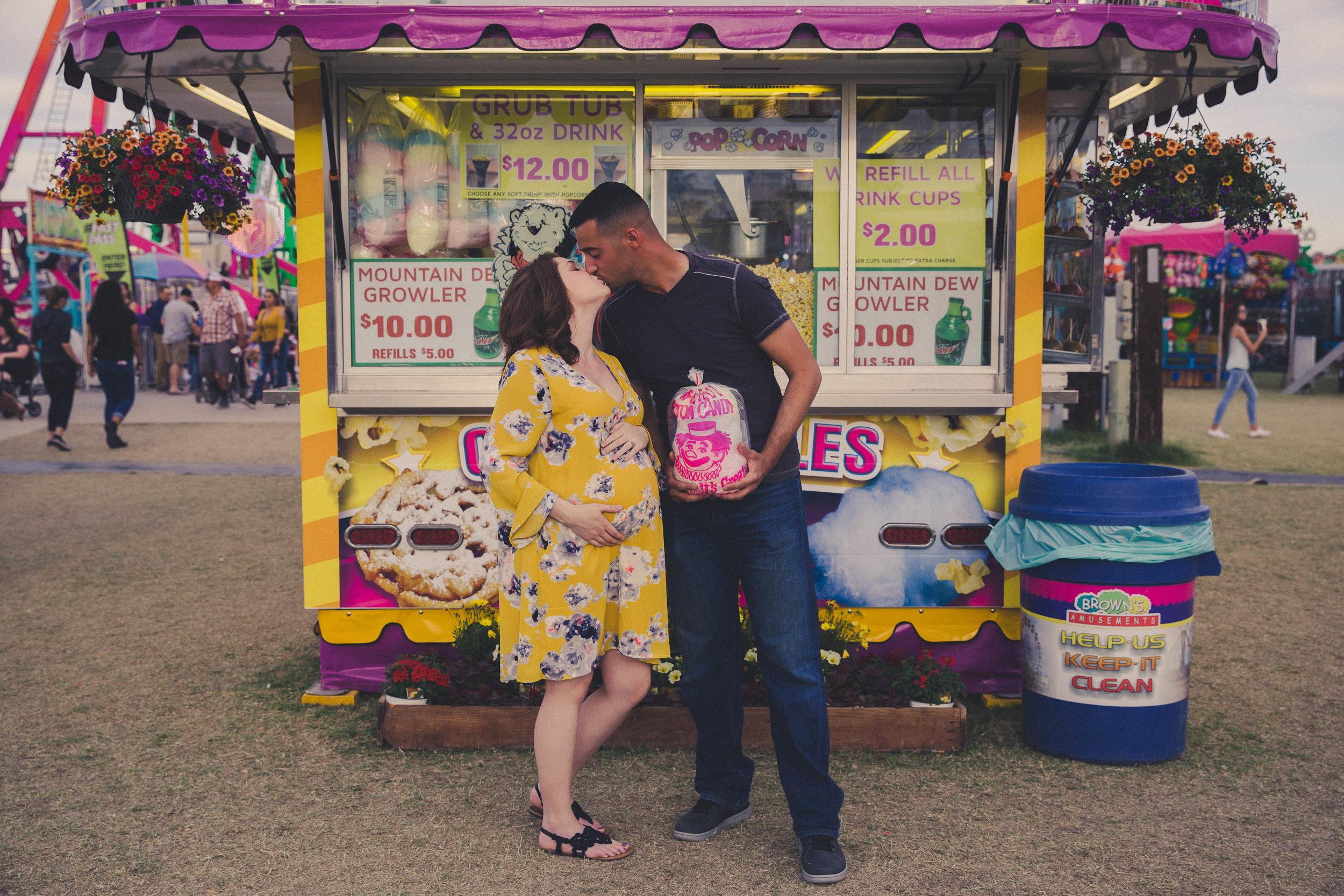 Carousel Kisses