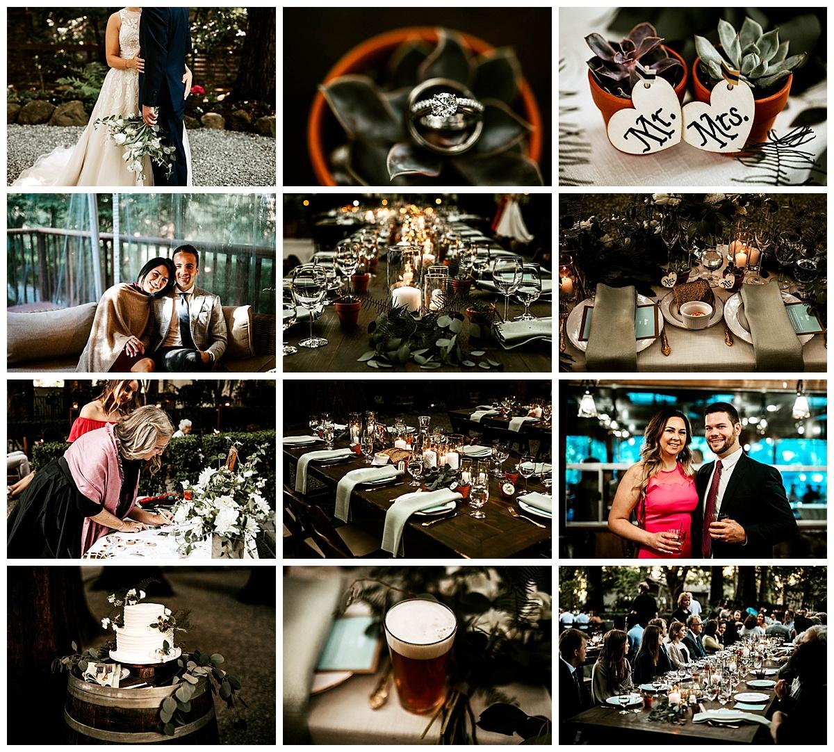 San Francisco Wedding details