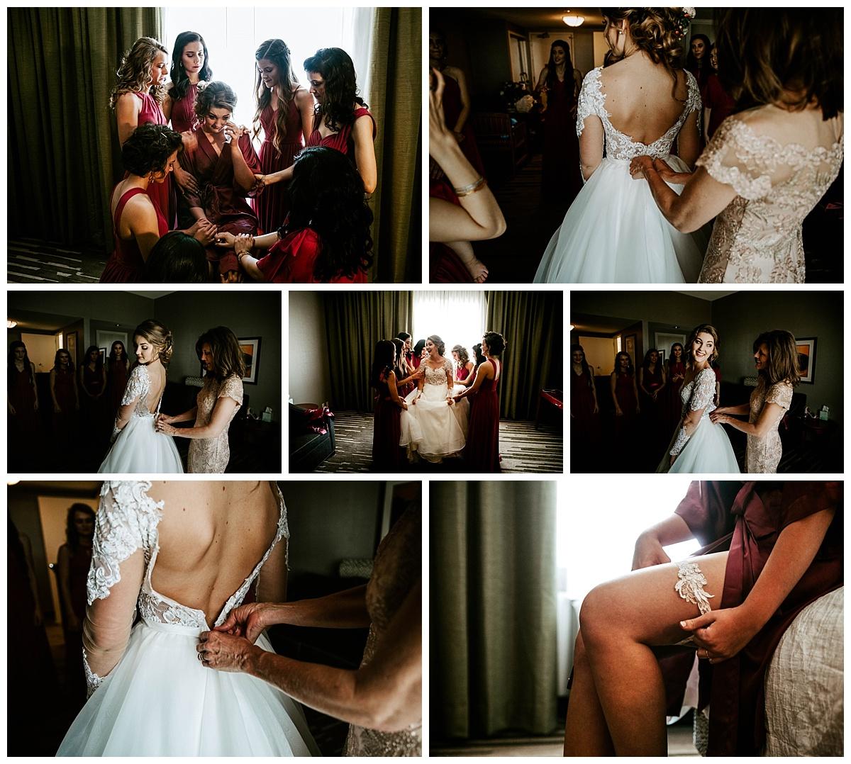 yuma wedding at the quarter master depot