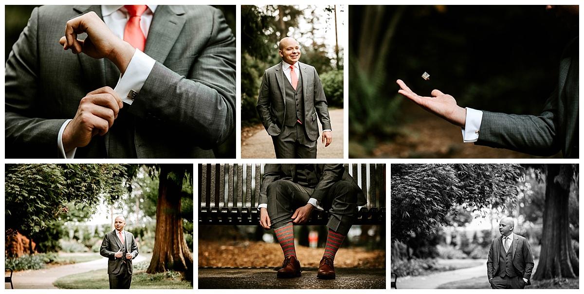 Wedding Day Everett Washington