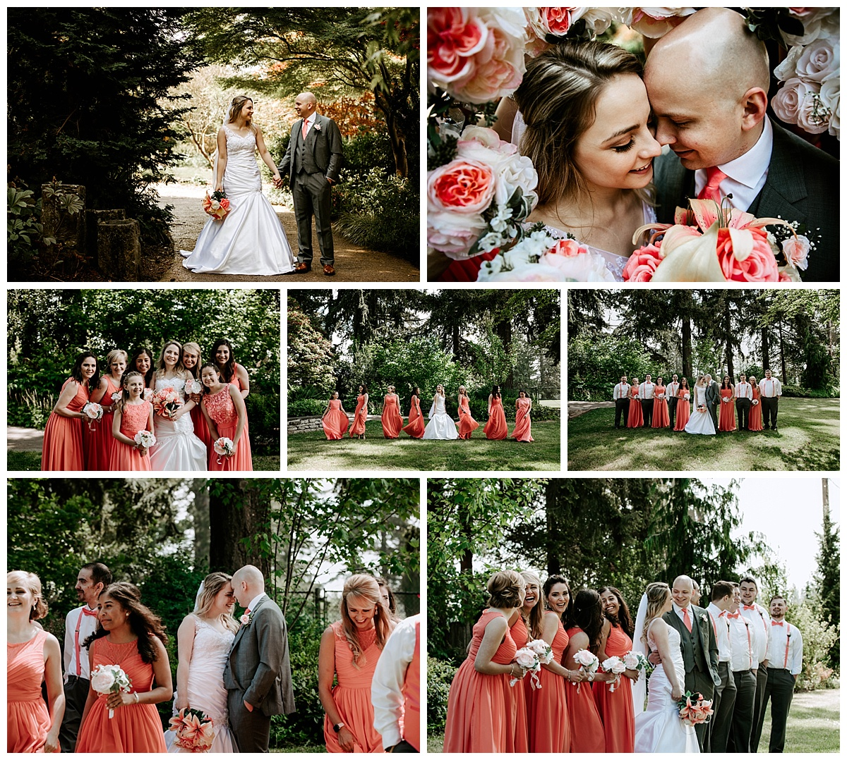 Wedding Part Everett Washington
