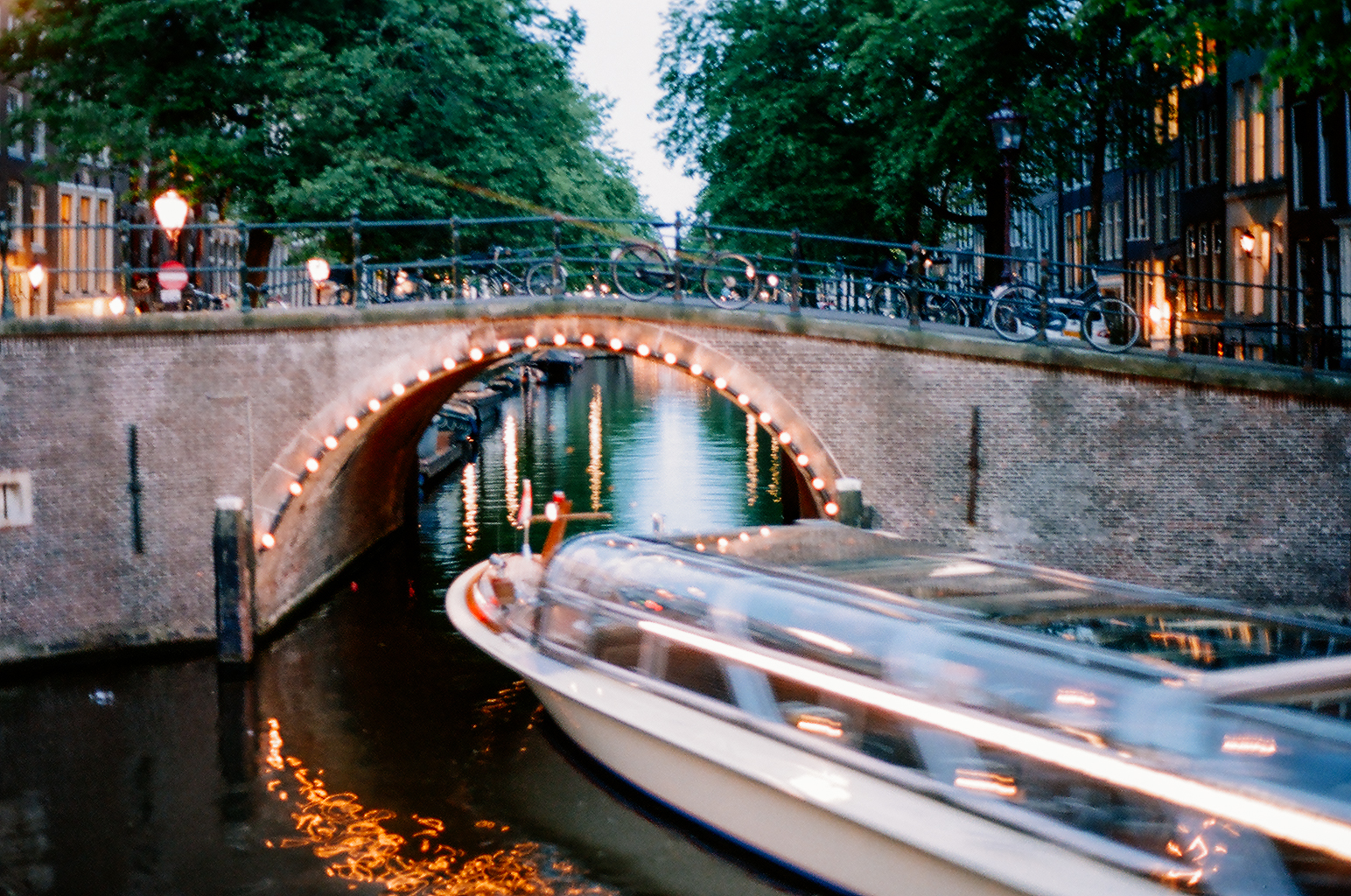 AMSTERDAM AND FRANCE