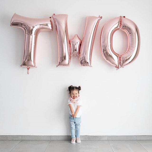 TWO never looked so good! 🥳🥰🎈 Happy birthday my little princess!  Thank you for giving us so many reasons to smile and bringing so much joy into our broken lives... ❤ #iloveyouloveyouloveyou #birthdaygirl  ___________________________  #LifeWithAToddler #letthembekids #thehappynow #ohheymama #mygirl #myhonestmotherhood #momswithcameras #ThisIsGriefToo #lifeatferchildloss #grateful #myworld