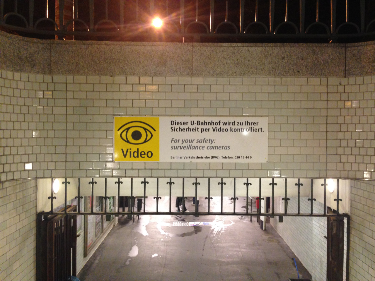 Underground station, Berlin, Germany. October 2014.jpg