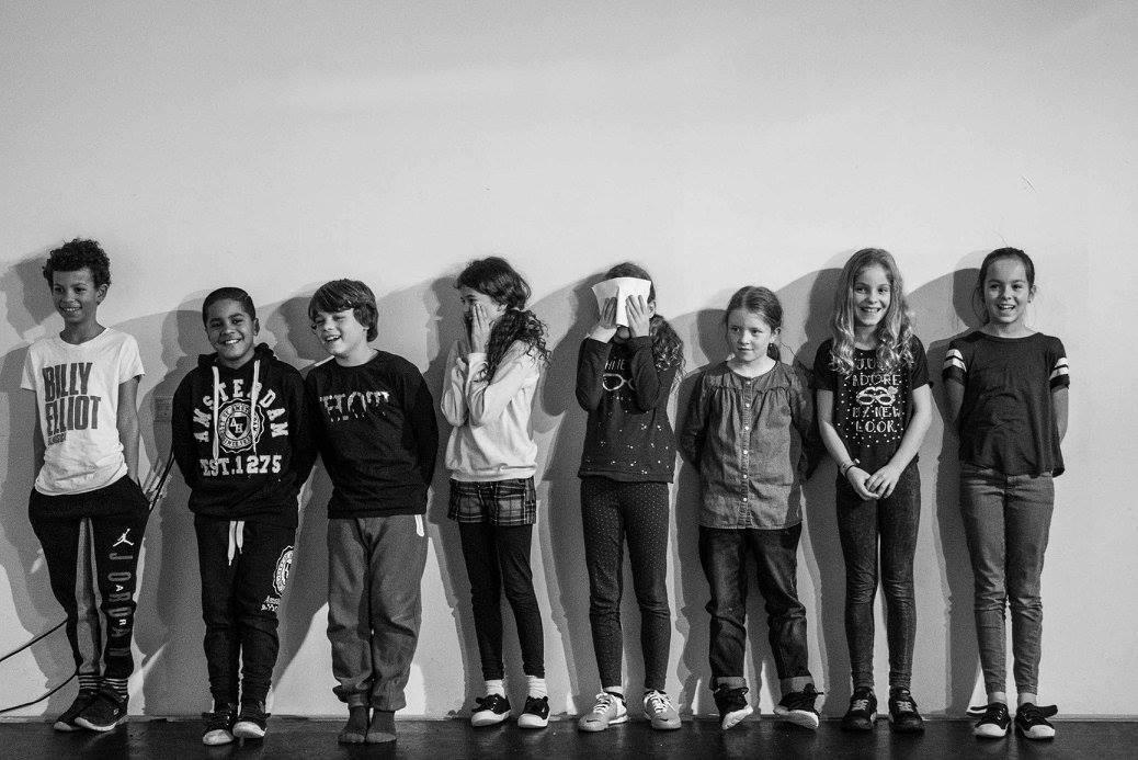 Jeugdtheaterschool DAT!school Amsterdam-Noord