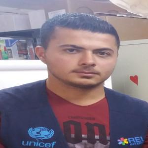 Qasem Mohammad Al-Ahmad,   Product Tester,  Zaatari-Jeeltek