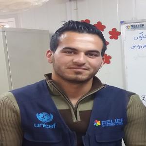 Mahmoud Abdel Hakim Qafaf,   Product Tester,  Zaatari-Jeeltek