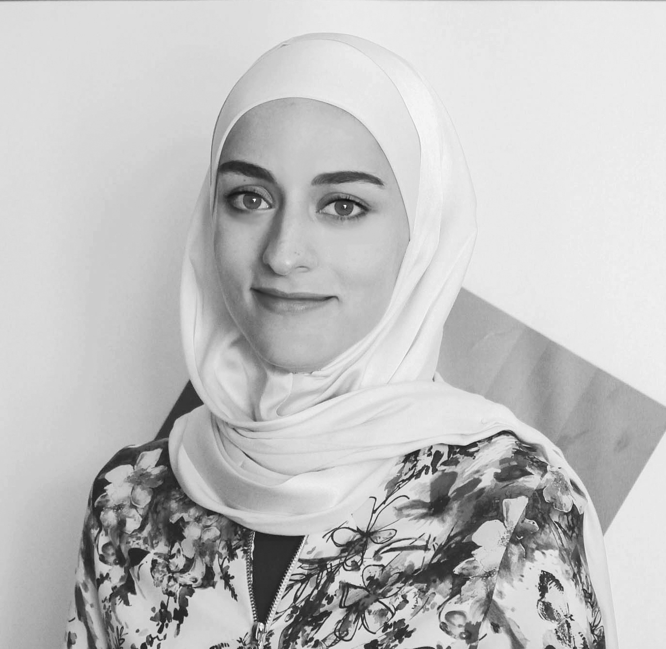 Lina Abojaradeh  Artist and activist