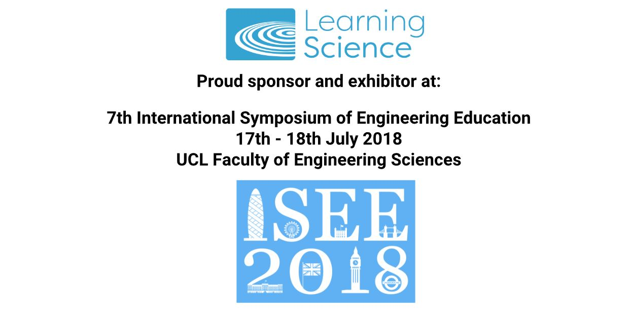 Learning Science at ISEE 2018 Engineering conference.JPG