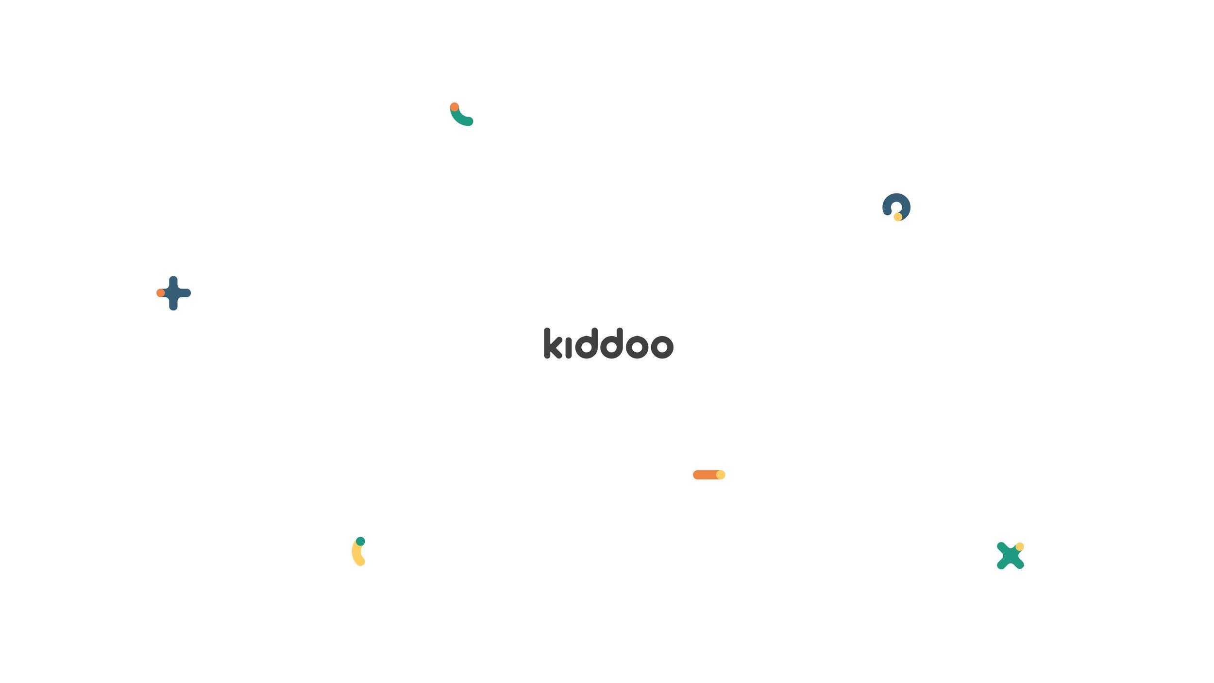 Kiddoo  Kid's optician corporate identity