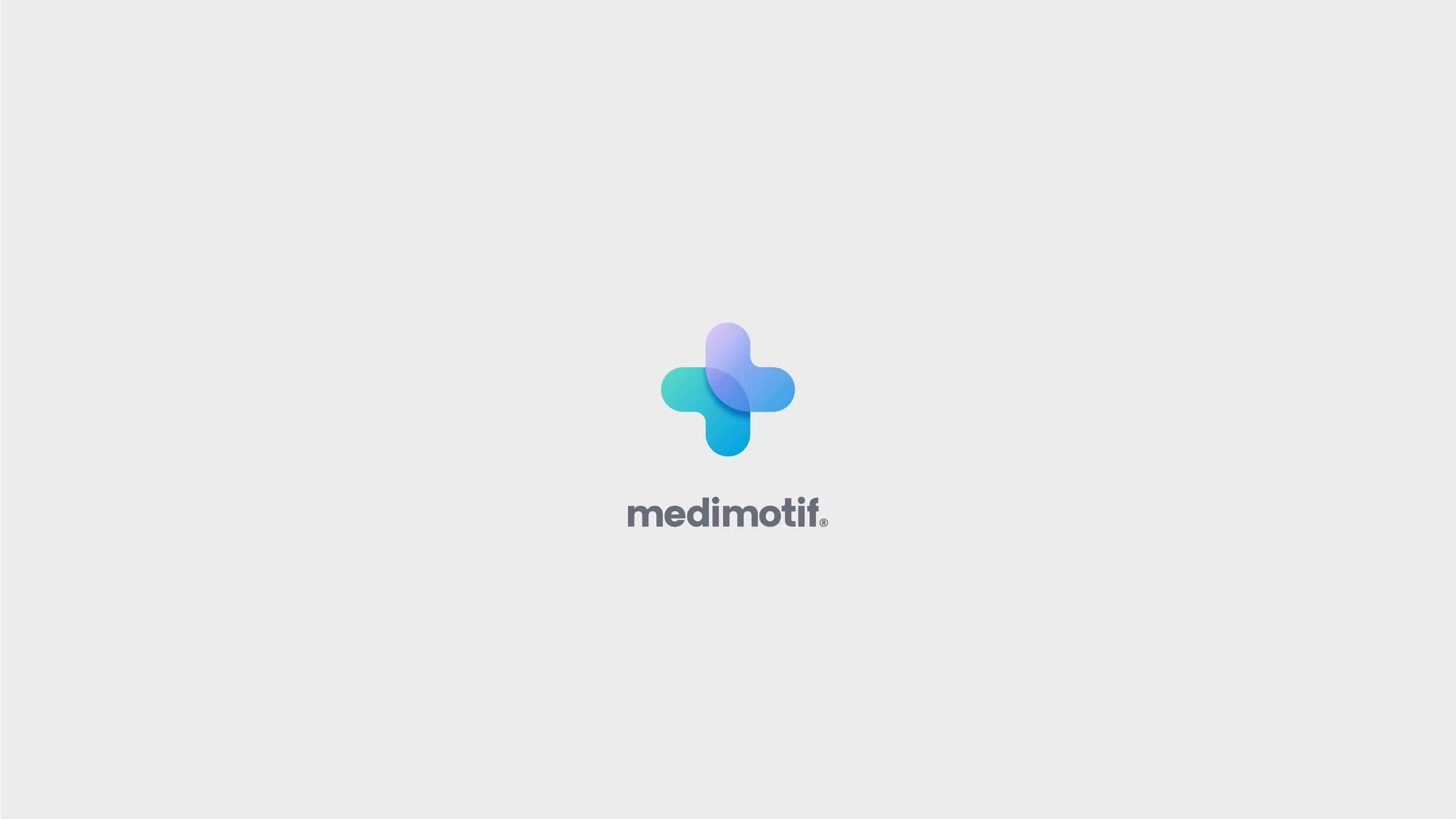 Medimotif  Healthcare brand identity