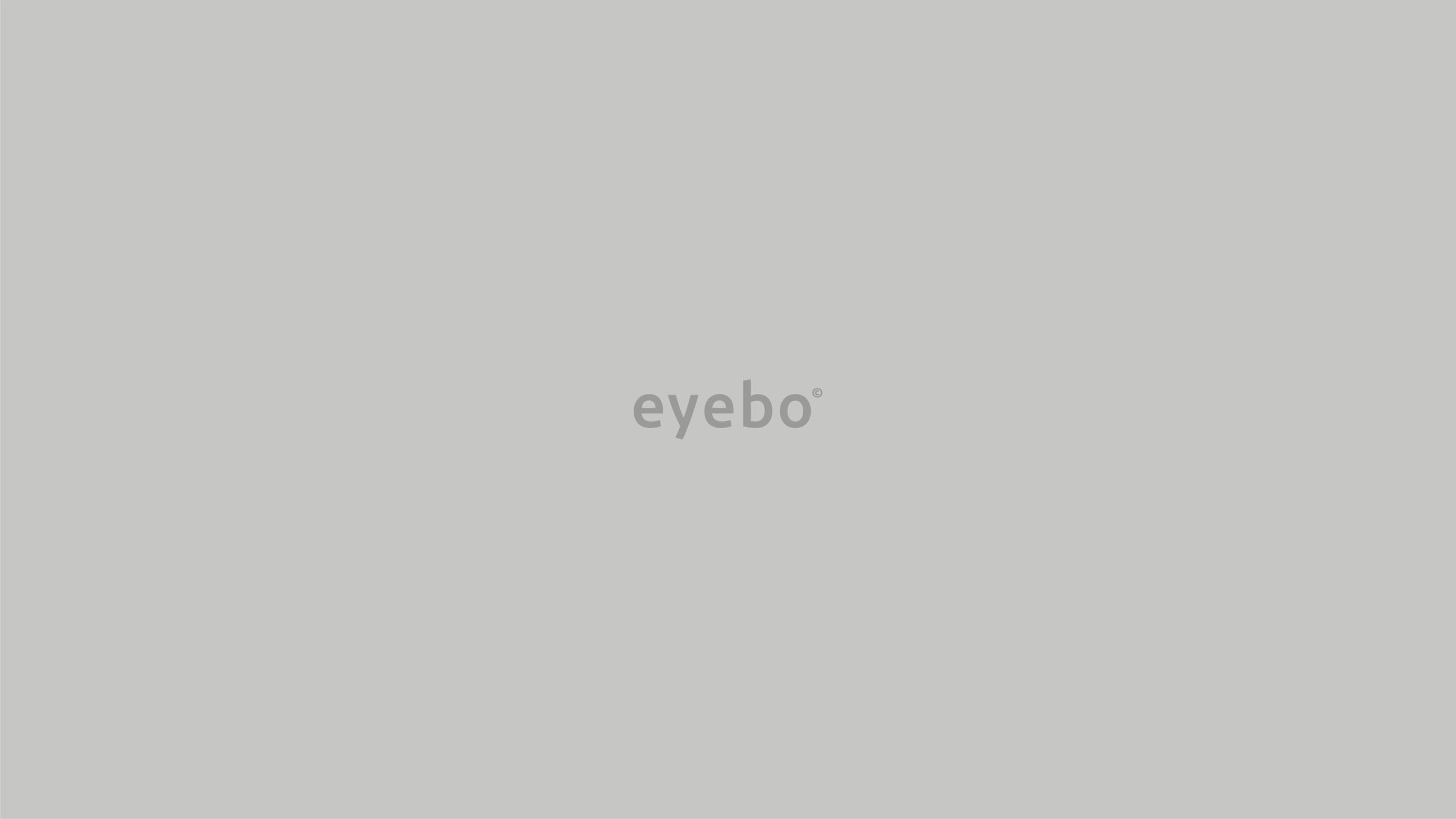 Eyebo  Smart device prototype's logo