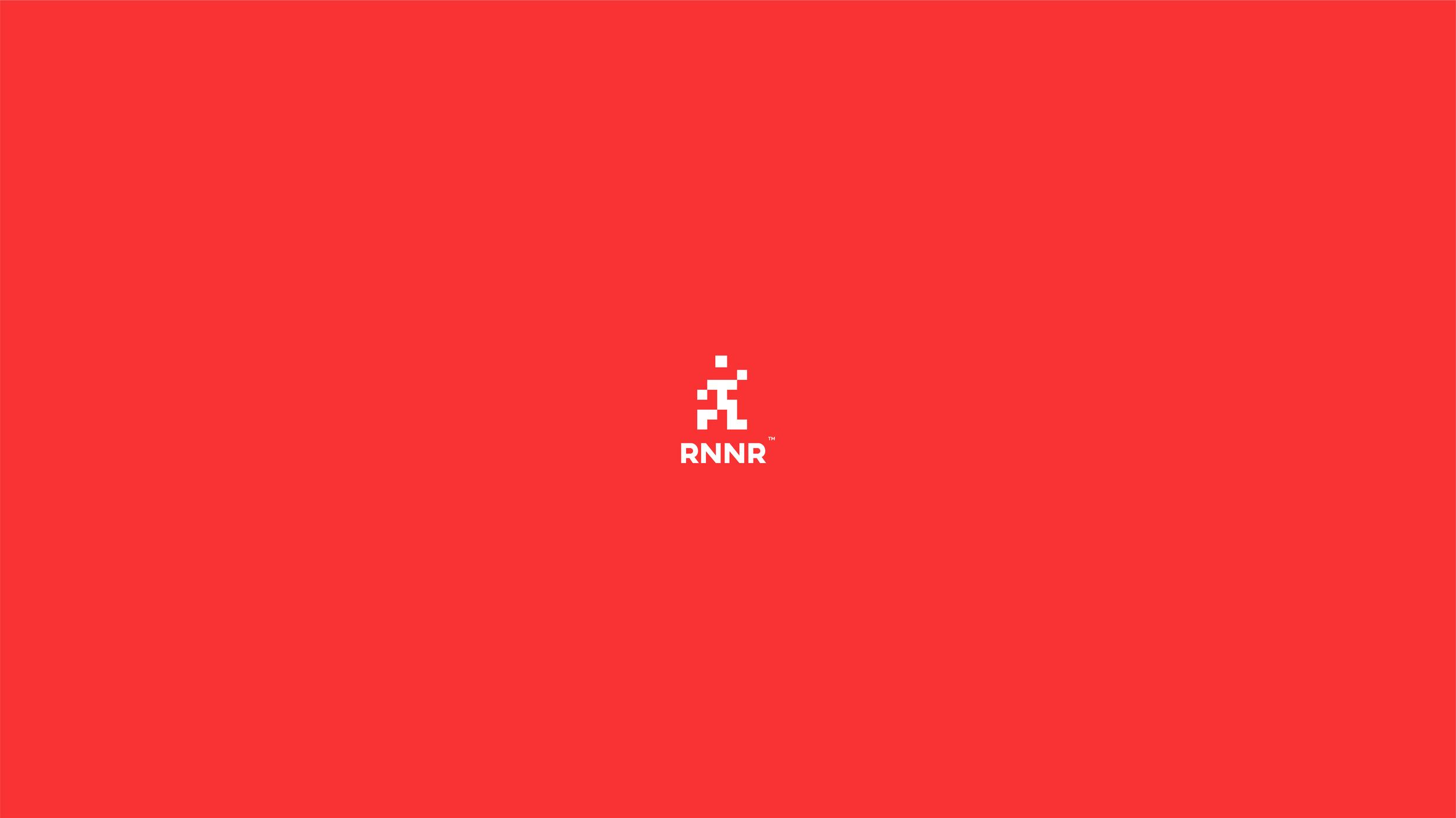 RNNR  Running-coach application's logo