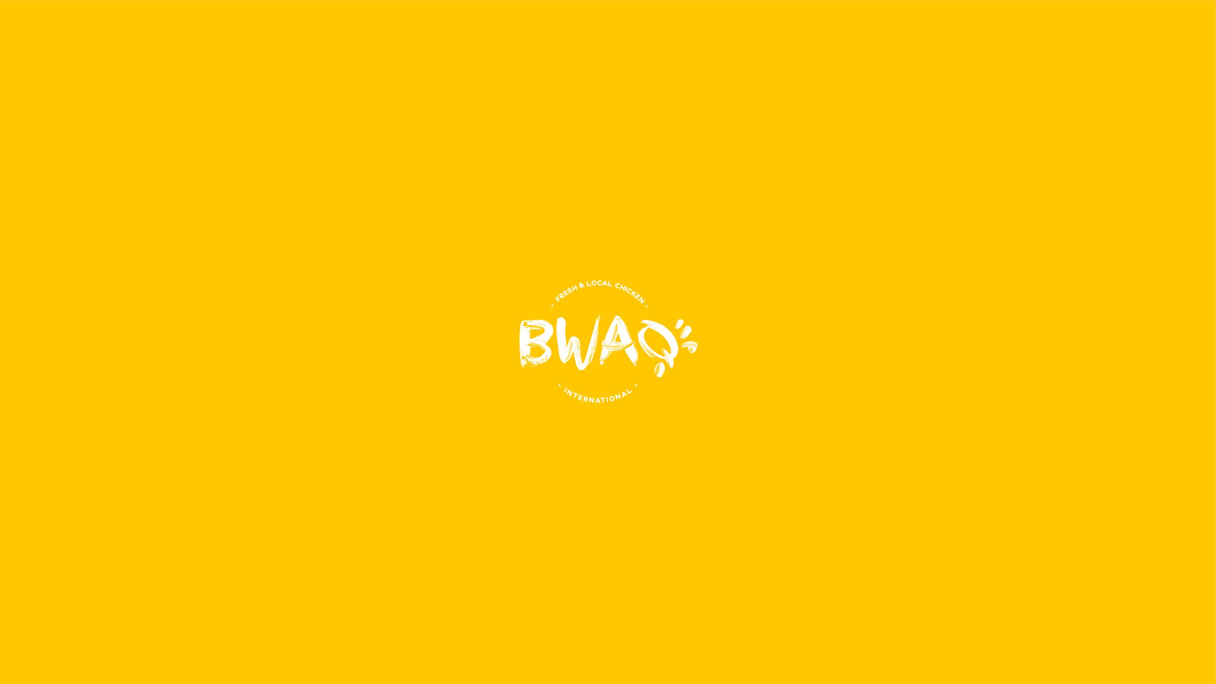 BWAQ  Social model's logo for Malawi restaurant chain