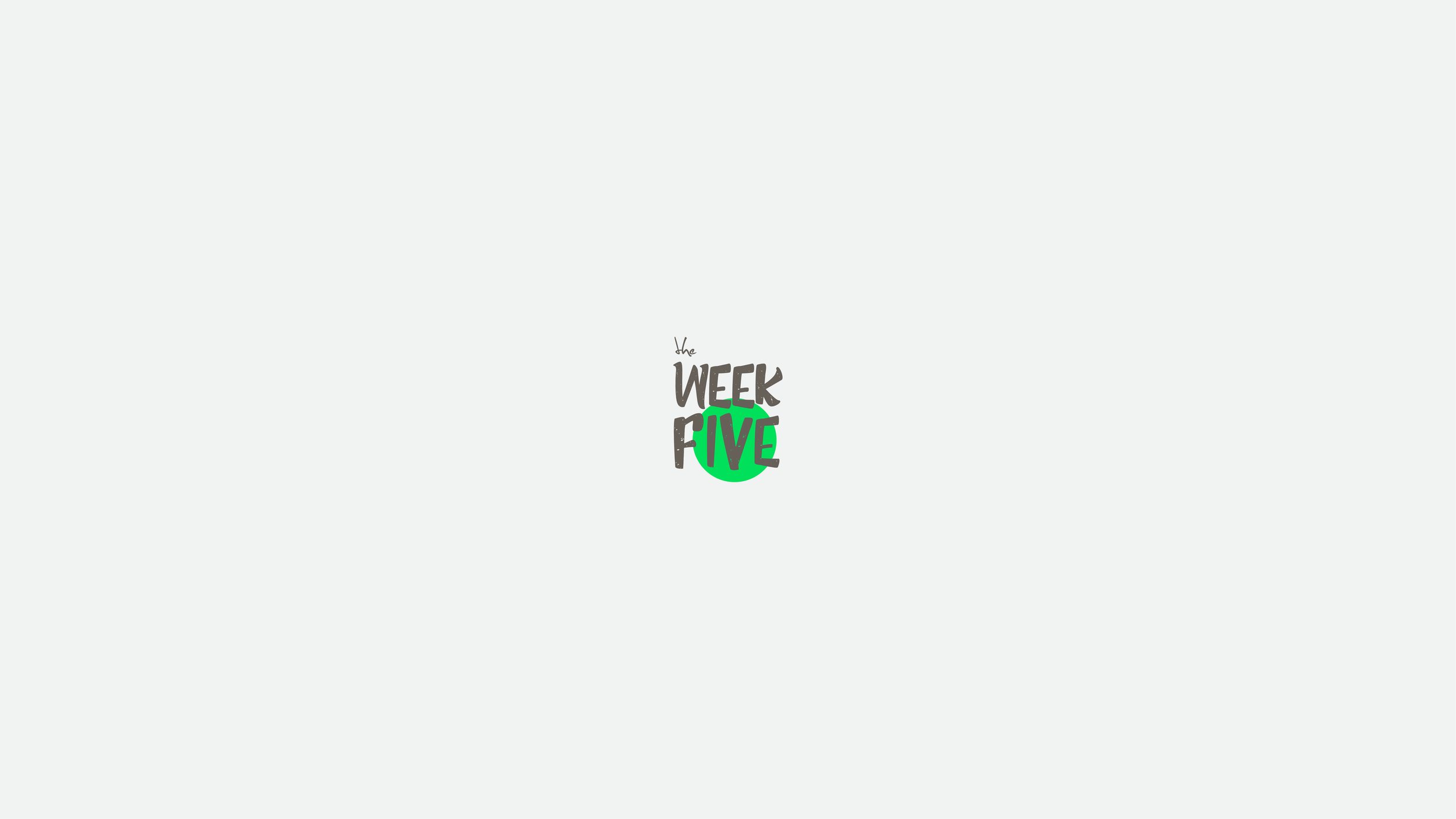The Week Five  Personal identity