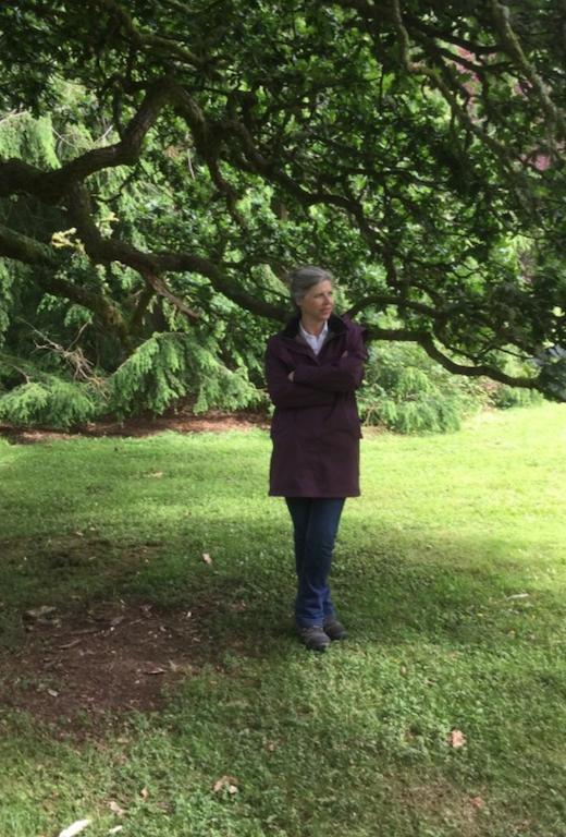 Fiona Melville, Arboriculturalist