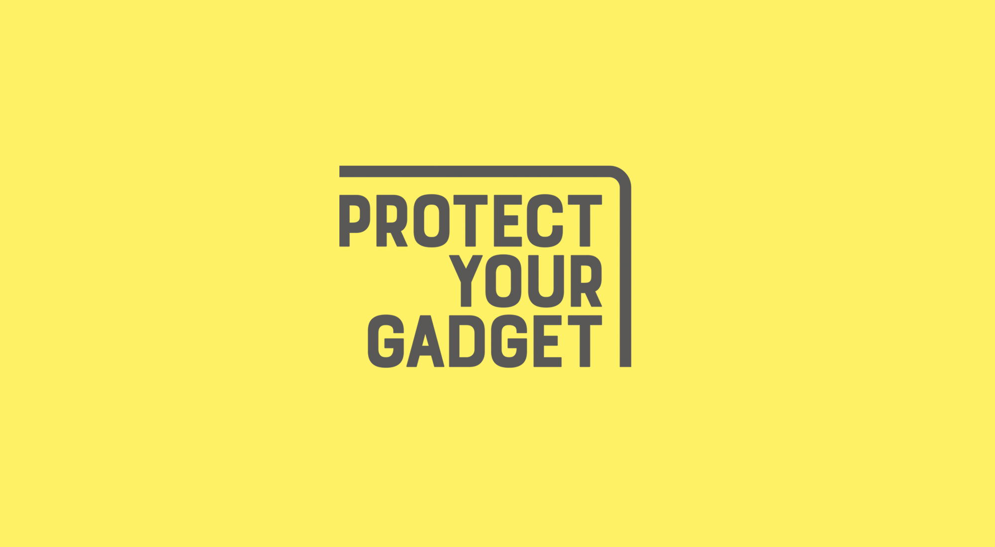 Protect Your Gadget logo