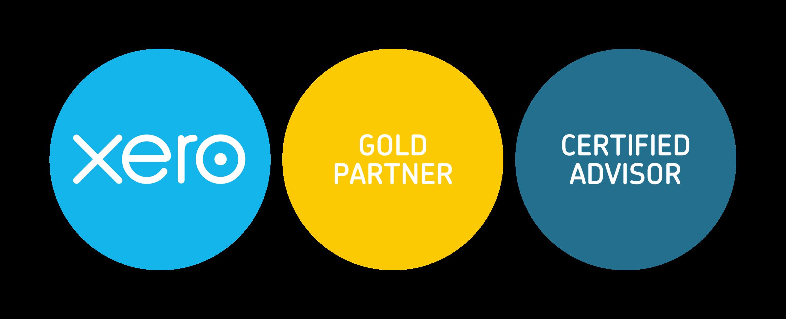Xero Gold Champion Partner Accounting Superhero