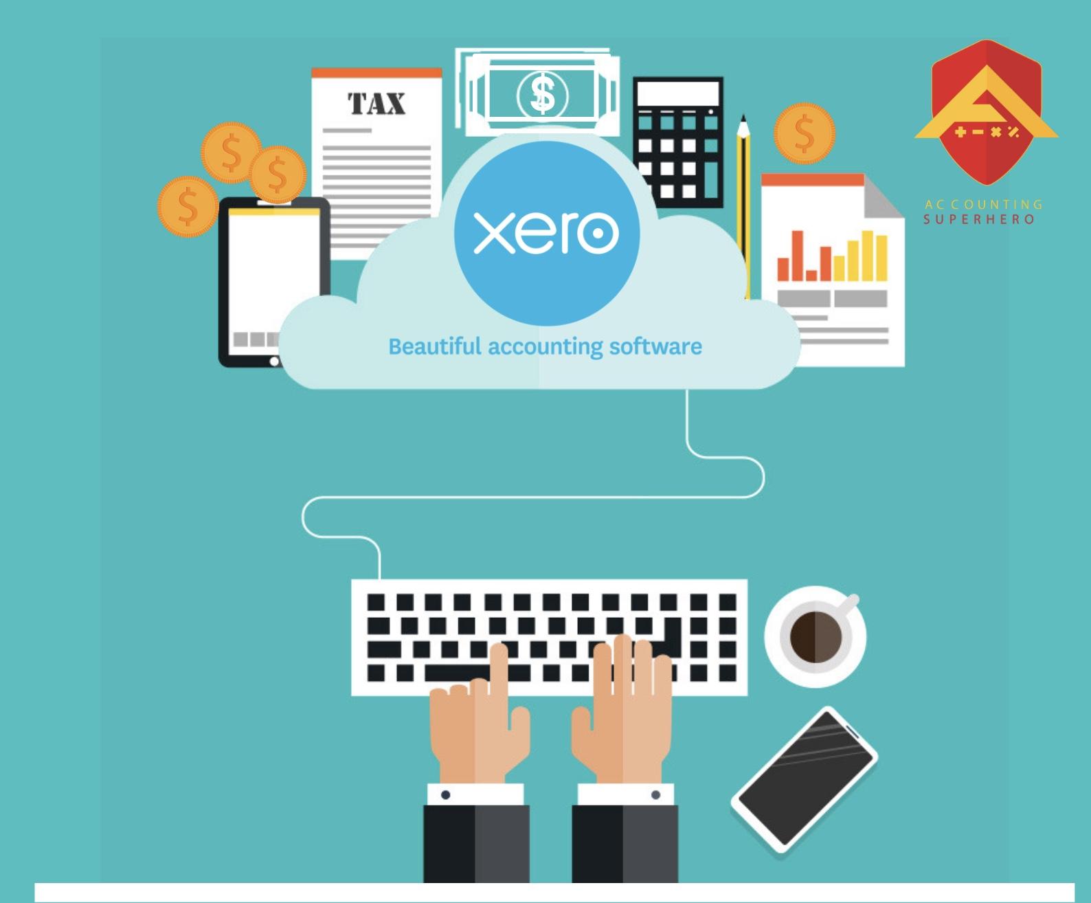 Accounting Superhero Xero Implementation