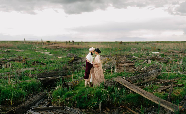 Foto: Åsmund Holien Mo - Bryllup i Canada