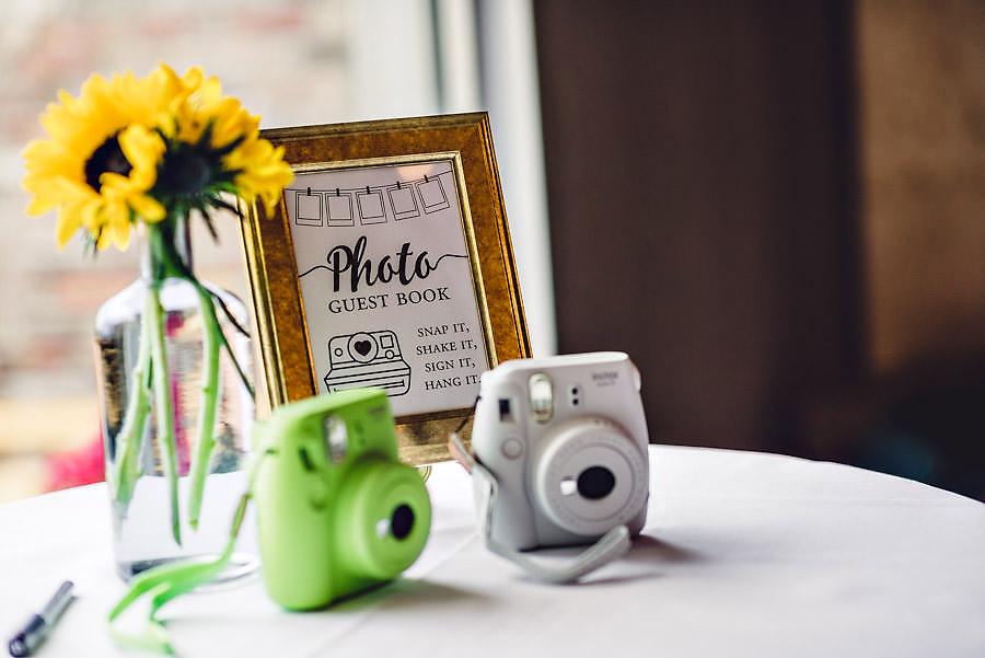 photo booth i bryllup på tou scene i stavanger