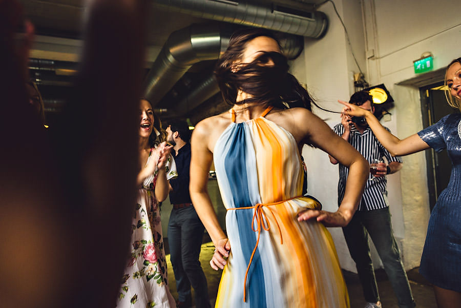 dansegulv i bryllupet i stavanger