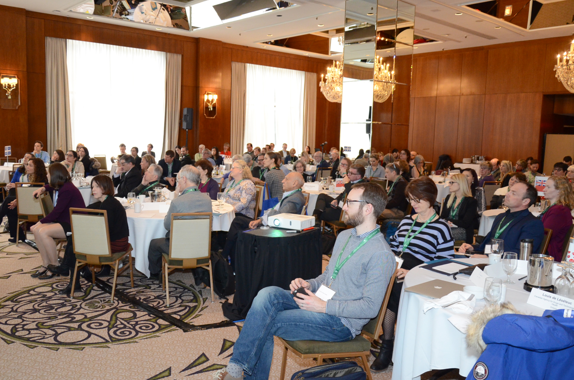 Participants at the Summit on Medication Safety