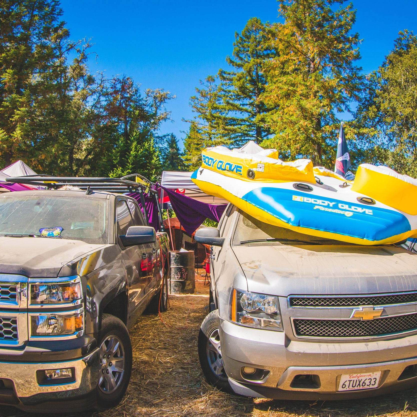 4x4 CAMPING -