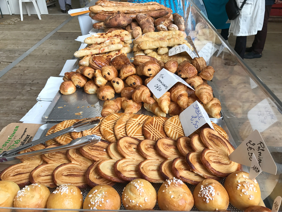 So much bread!