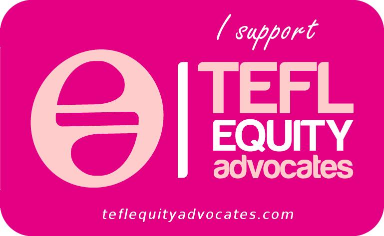 TEFL Equity Advocates Badge