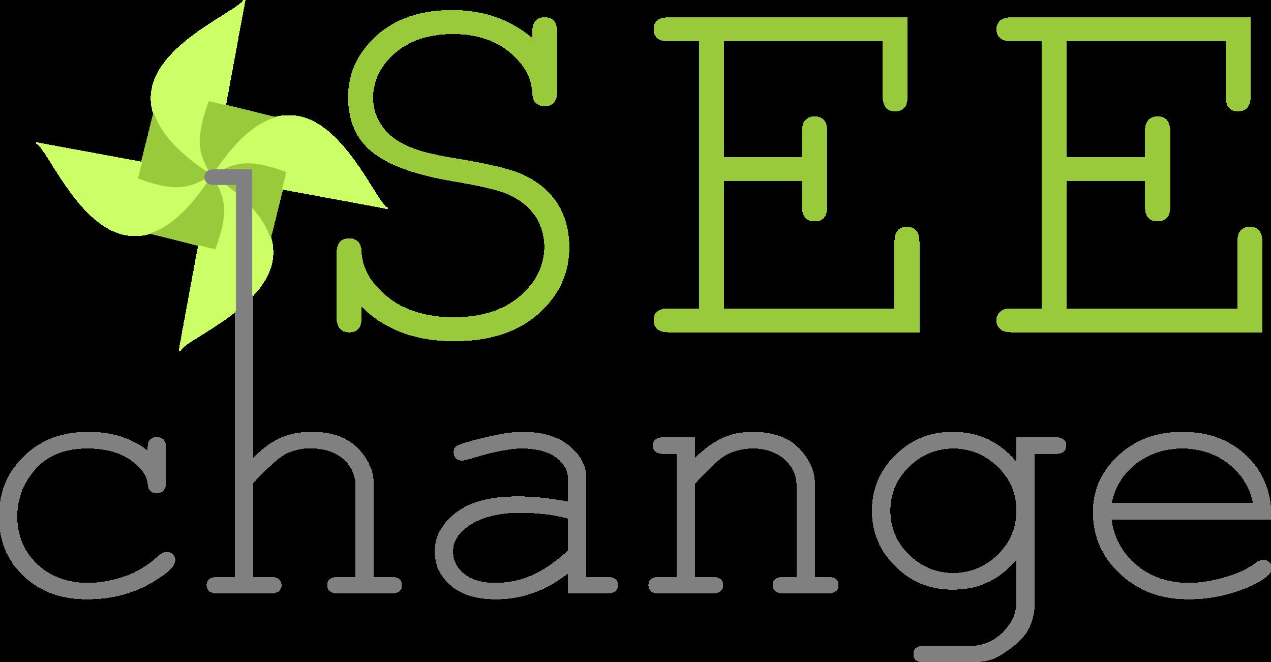 See Change Magazine Logo