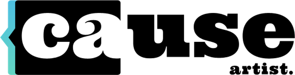 Cause Artist Magazine Logo