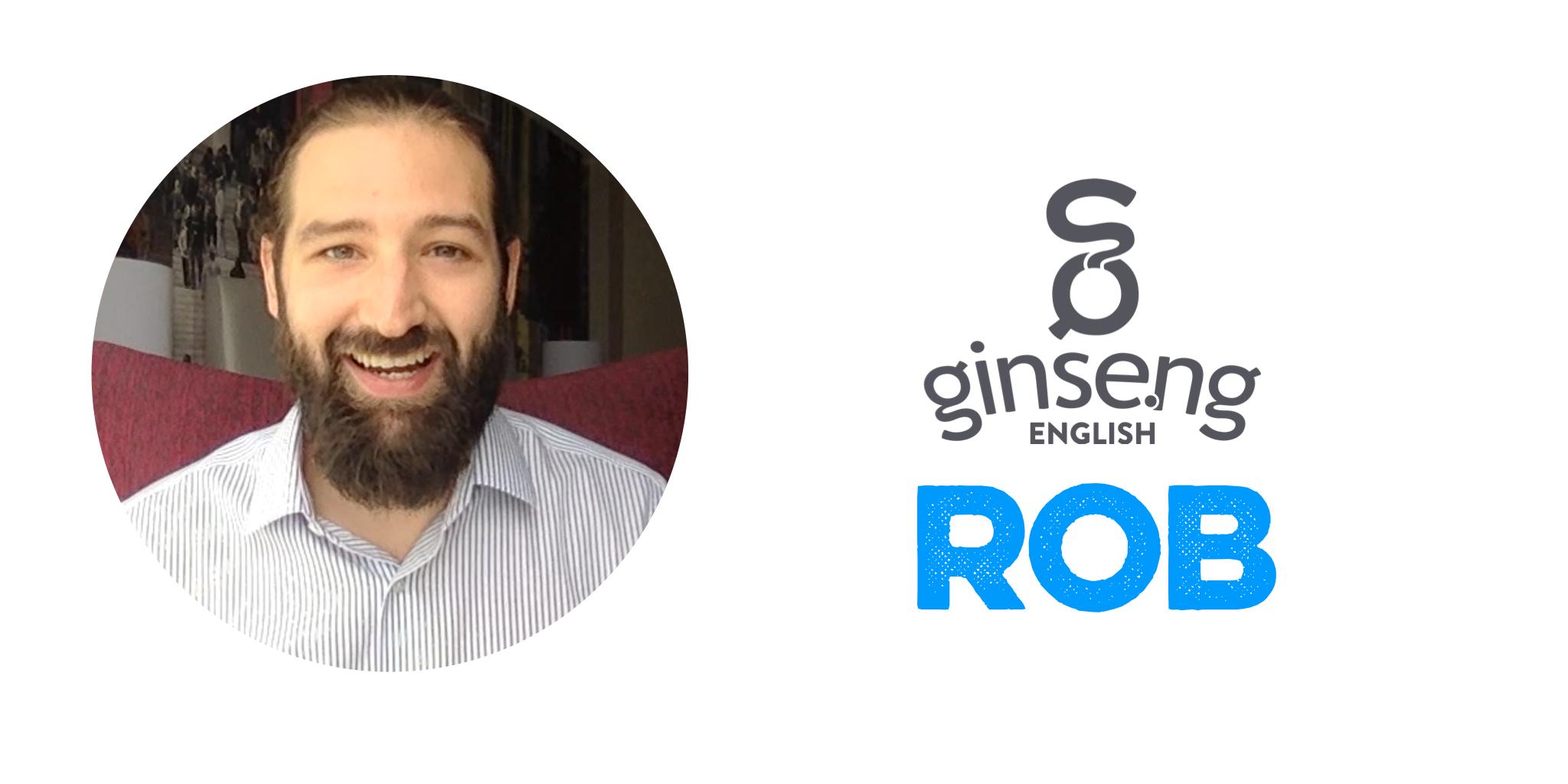 Rob Profile Card