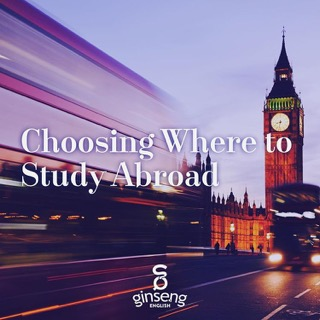 Choosing Where to Study Abroad