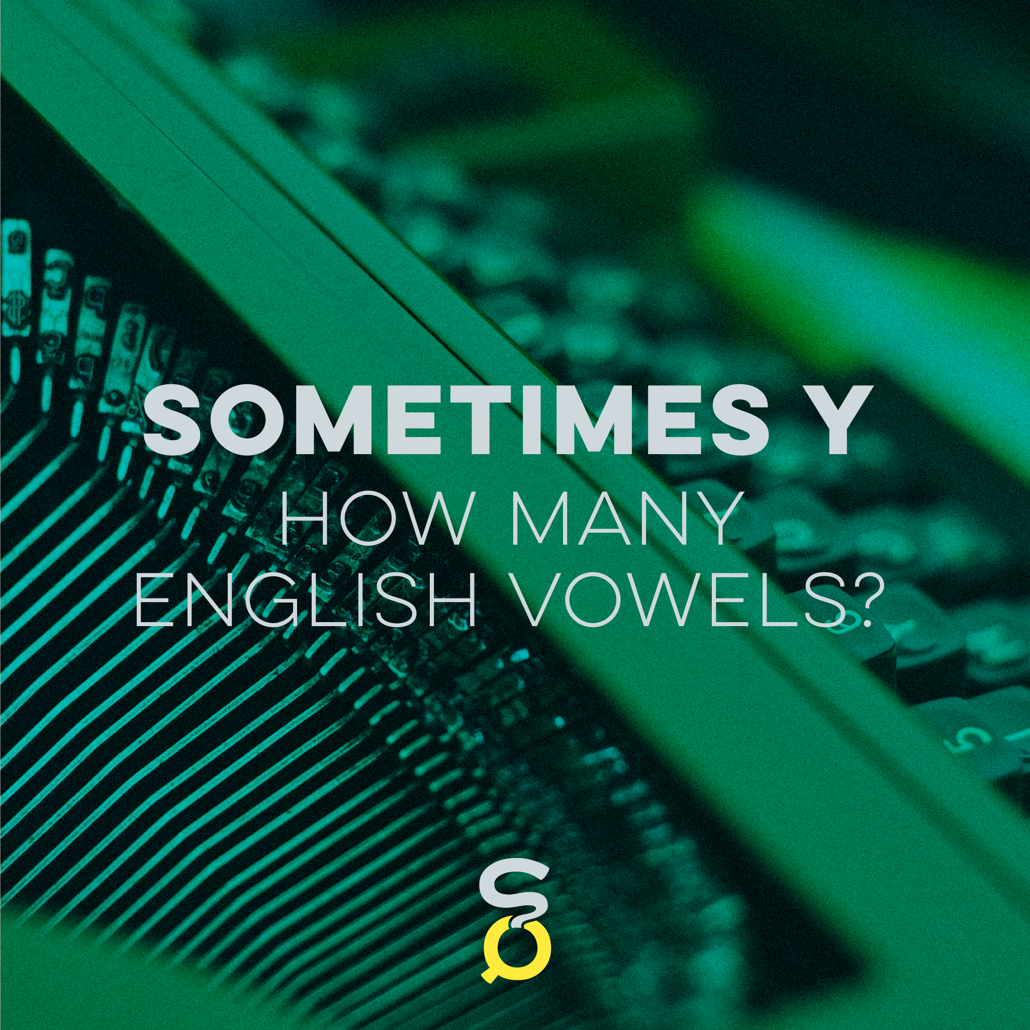 How Many Vowels Are There?