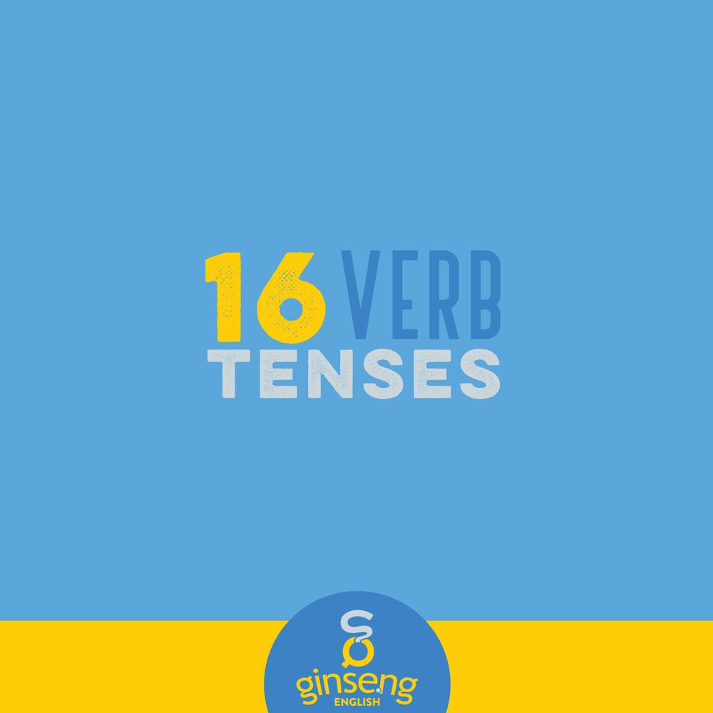 16 Verb Tenses