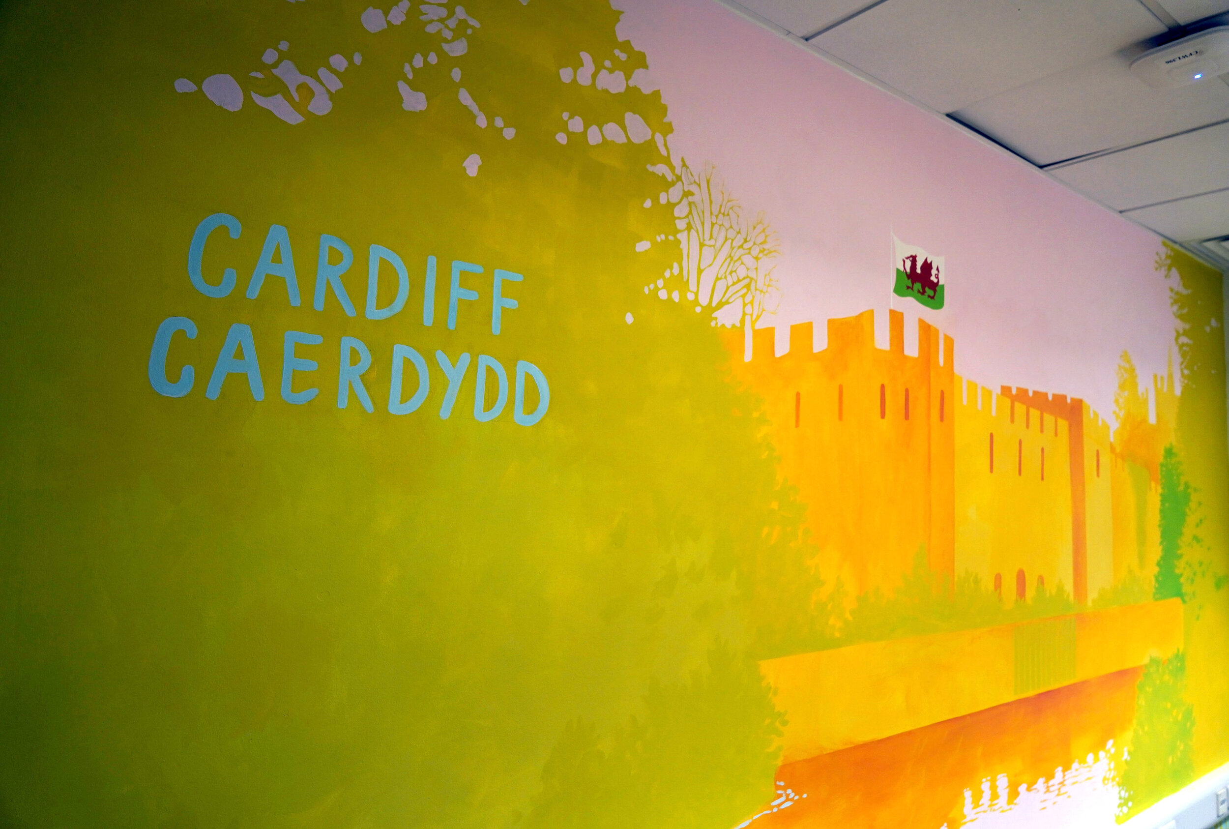 John Lewis & Partners, Cardiff