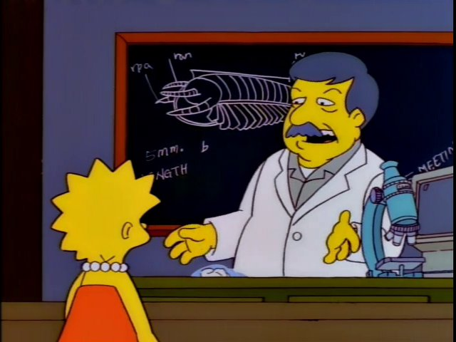 """""""UM, YOU KNOW, I CAN'T AFFORD TO PAY YOU.  I DIDN'T BECOME A SCIENTIST FOR FINANCIAL GAIN.  WHATEVER LITTLE MONEY YOU HAVE WILL BE JUST FINE."""""""