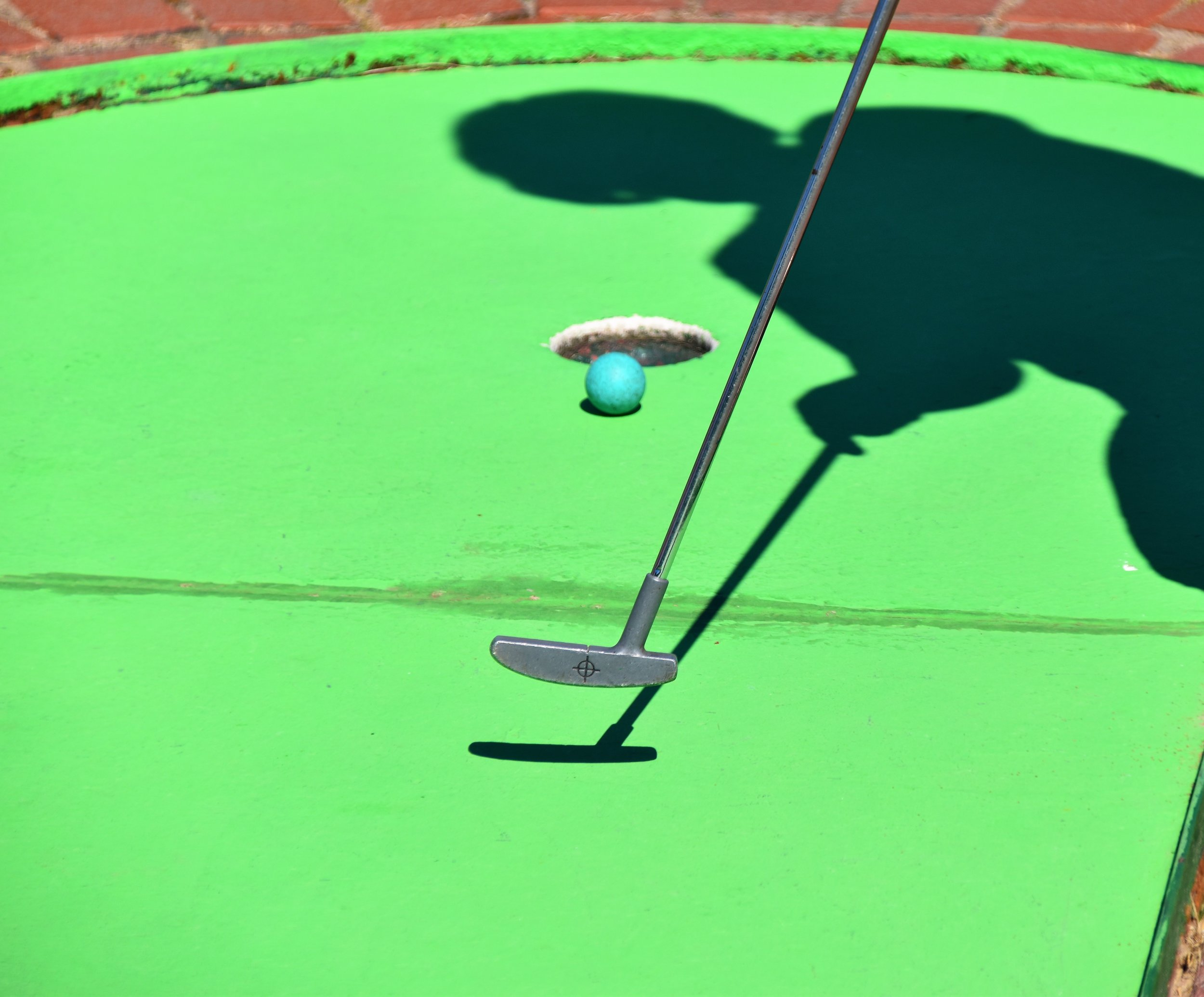 Mini Golf is an easy putt when looking for summer fun.