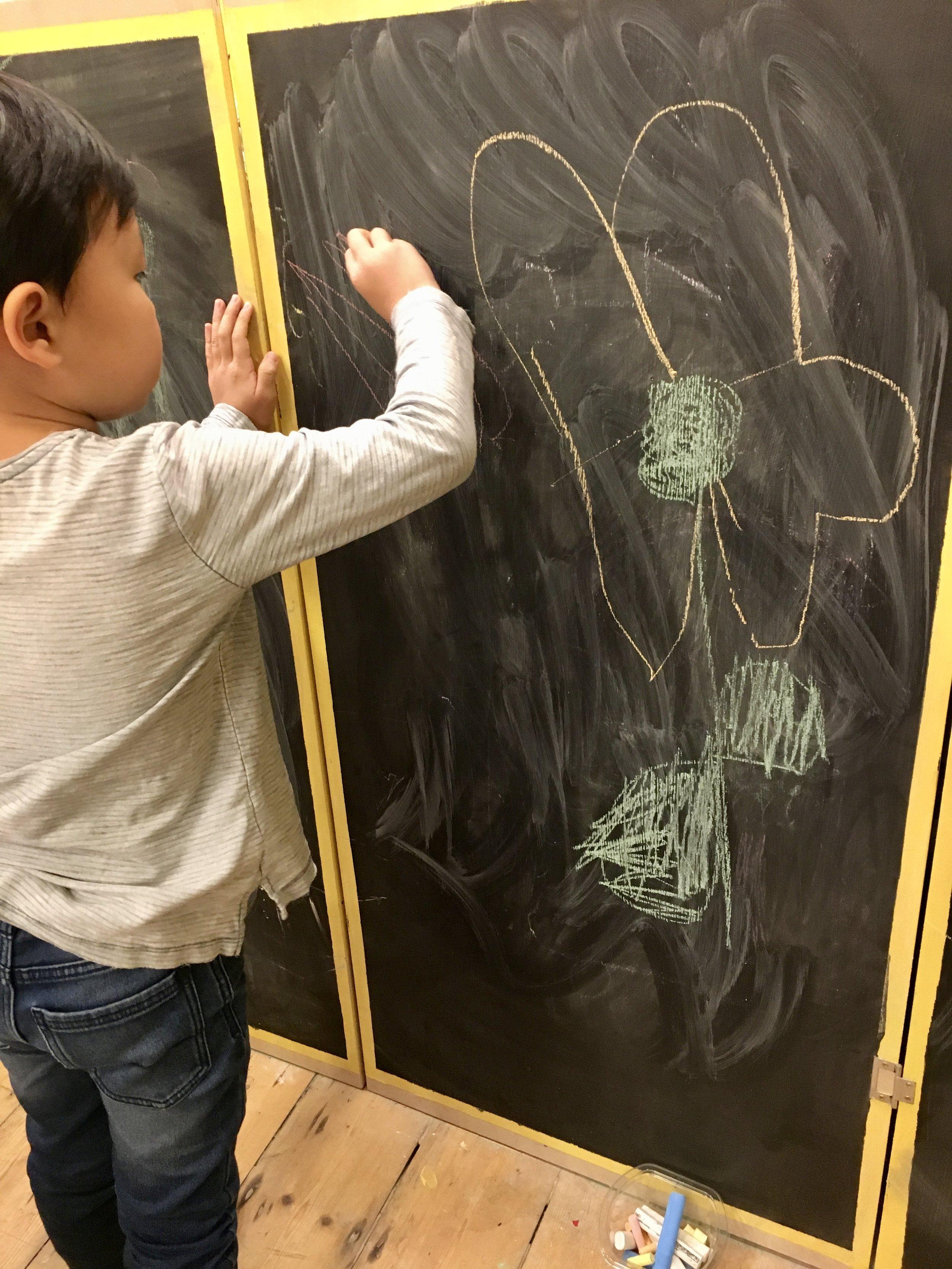 kids art bristol