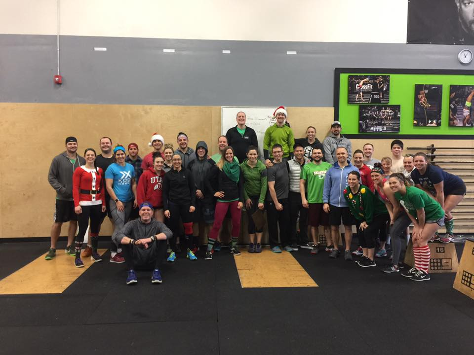 CrossFit Chateau - Woodinville, WA - Gym - CrossFit Gym