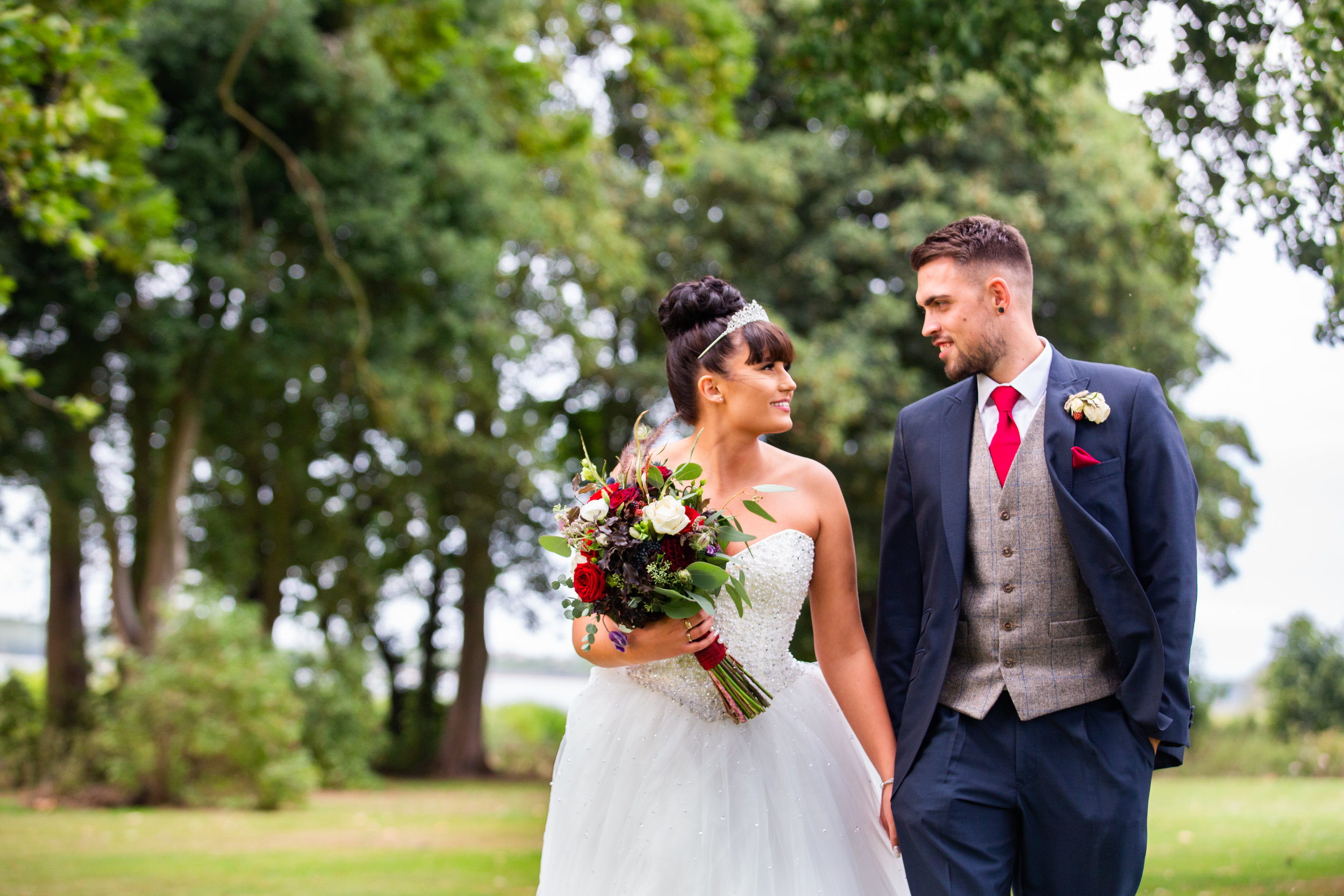 Leicestershire wedding photography