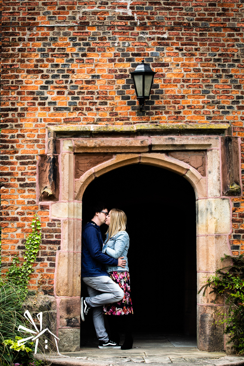 Heskin Hall Engagement Photography