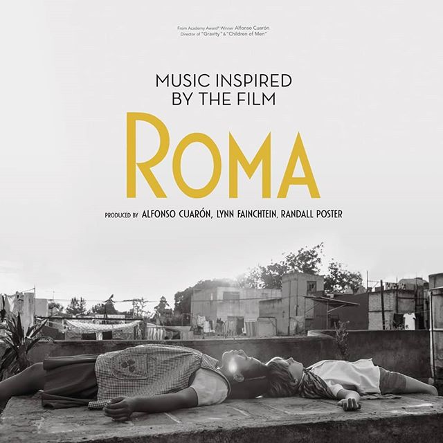 """""""Billed as Cuarón's [Director of @romacuaron] favourite artists making music inspired by his film"""" ~ Pitchfork  The album features @ibeyi2 track 'Cleo Who Takes Care of You' co-produced and mixed by John Foyle alongside tracks by @wherearetheavocados @lauramarling @thisispattismith ☀️"""