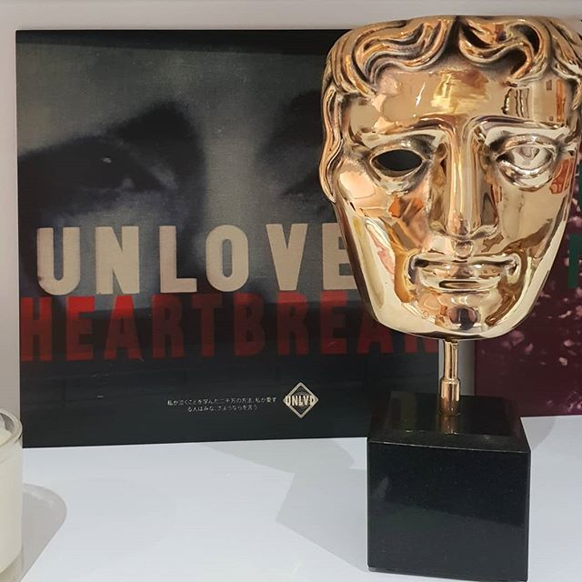 So this happened!!! Congratulations to David Holmes and Keefus Ciancia on their @bafta for Best Original Music for @killingeve