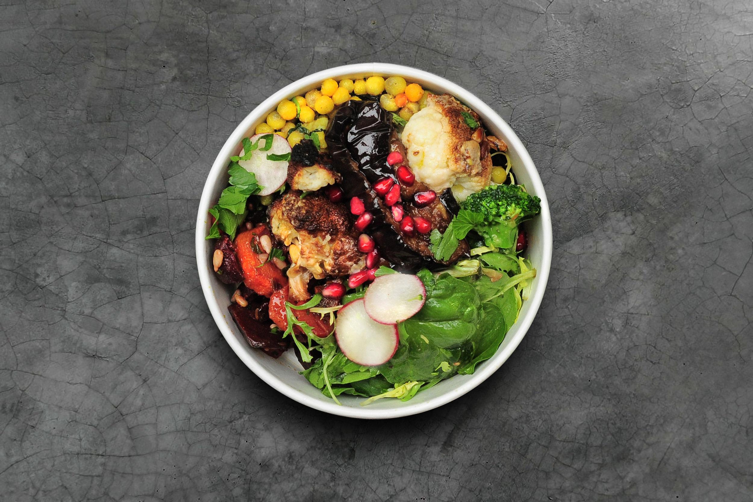 Spring Salad Bowl