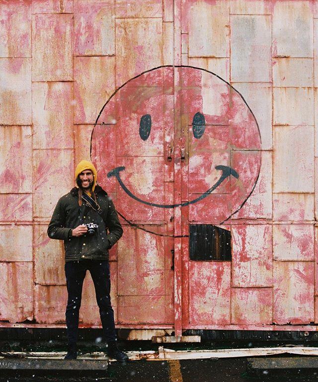 Smile! @travbarron