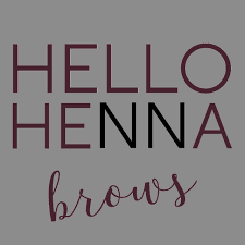 hello henna brows