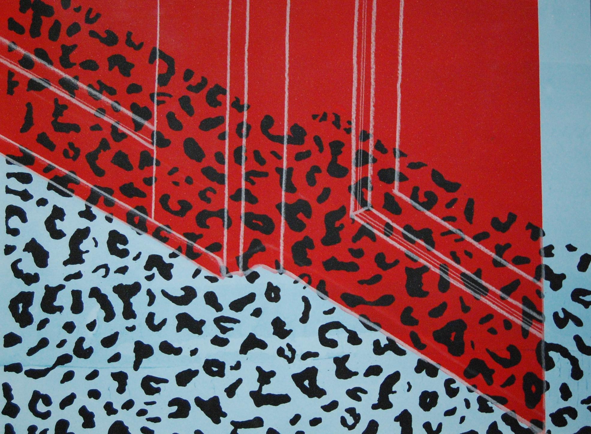 Leopard Carpet I